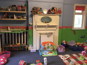 Harcourt Day Nursery - Babies