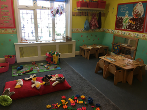 Harcourt Day Nursery - Tweenies
